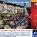Vajra-nieuwsbrief 2018-2019